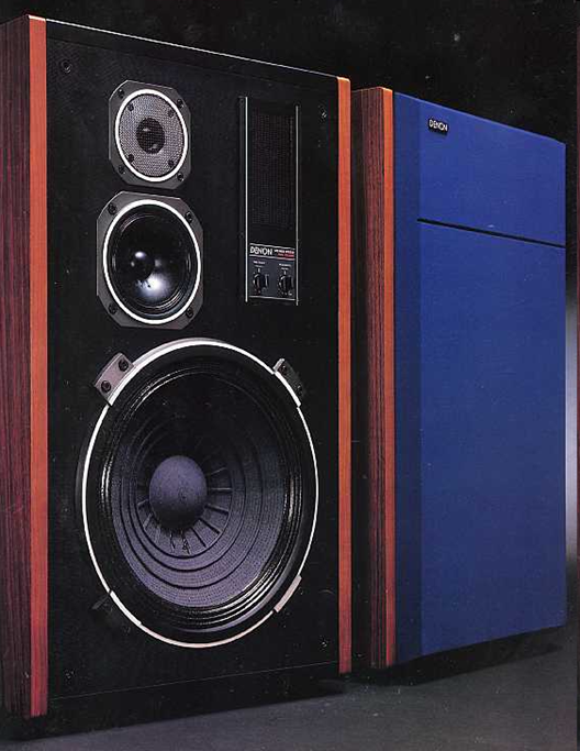 DENON SC-5000 (1980г) применен